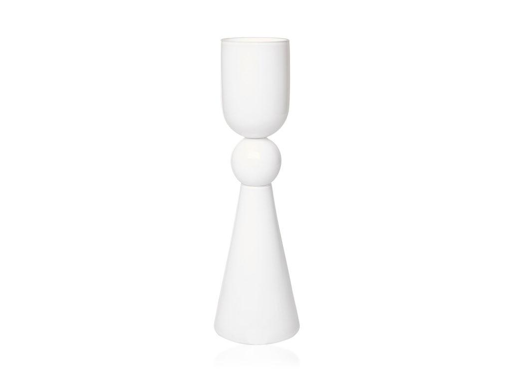 Totem Desk Lamp_Sight Unseen_Alabaster